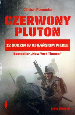 CZERWONY PLUTON. 12 GODZIN W AFGAŃSKIM PIEKLE