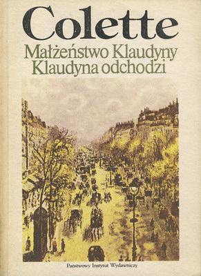 Znalezione obrazy dla zapytania Colette : Małżeństwo Klaudyny / Klaudyna odchodzi