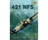 Szczegóły książki 421 NFS 1943-1947 - MINIATURY LOTNICZE NR 31