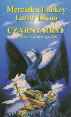 TRYLOGIA WOJEN MAGÓW - CZARNY GRYF
