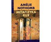 Szczegóły książki METAFIZYKA RUR