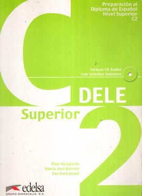 DELE C2 SUPERIOR ALUMNO EDELSA