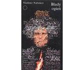Szczegóły książki BLADY OGIEŃ