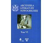 Szczegóły książki WYBÓR LISTÓW