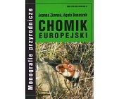 Szczegóły książki CHOMIK EUROPEJSKI
