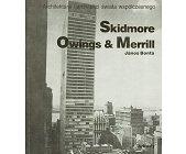 Szczegóły książki SKIDMORE, OWINGS & MERILL