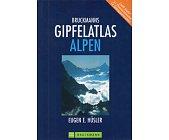 Szczegóły książki BRUCKMANNS GIPFELATLAS ALPEN