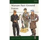 Szczegóły książki WARSAW PACT GROUND FORCES (OSPREY PUBLISHING)