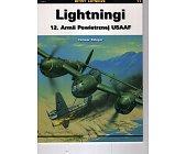 Szczegóły książki LIGTNINGI 15.ARMII POWIETRZNEJ USAAF