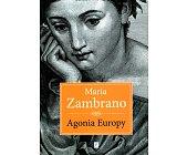 Szczegóły książki AGONIA EUROPY