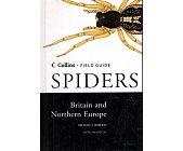 Szczegóły książki SPIDERS OF BRITAIN AND NORTHERN EUROPE
