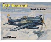 Szczegóły książki F8F BEARCAT DETAIL IN ACTION
