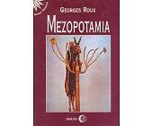 Szczegóły książki MEZOPOTAMIA