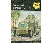 Szczegóły książki SAMOCHÓD PANCERNY WZ. 29