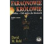 Szczegóły książki FARAONOWIE I KRÓLOWIE