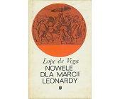Szczegóły książki NOWELE DLA MARCII LEONARDY