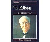 Szczegóły książki THOMAS ALVA EDISON