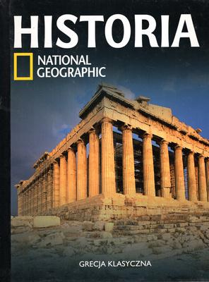 HISTORIA NATIONAL GEOGRAPHIC - TOM 7 - GRECJA KLASYCZNA