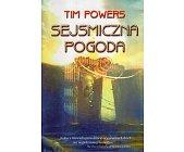Szczegóły książki SEJSMICZNA POGODA