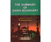 Szczegóły książki THE SUMMARY OF SAHIH BOUKHARY VOL.II
