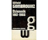 Szczegóły książki DZIENNIK 1961-1966