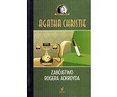 Szczegóły książki ZABÓJSTWO ROGERA ACKROYDA