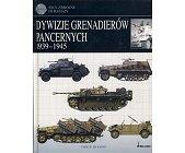 Szczegóły książki DYWIZJE GRENADIERÓW PANCERNYCH 1939 - 1945