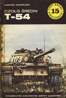 CZOŁG ŚREDNI T - 54