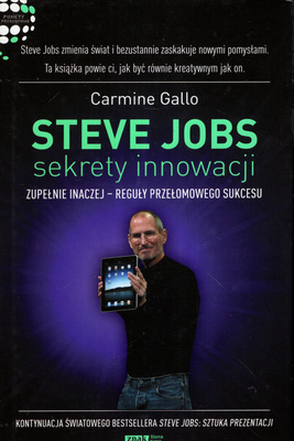 STEVE JOBS - SEKRETY INNOWACJI