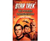 Szczegóły książki STAR TREK (69) - THE PATRIAN TRANSGRESSION
