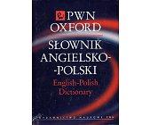 Szczegóły książki SŁOWNIK ANGIELSKO - POLSKI