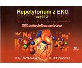 Szczegóły książki REPETYTORIUM Z EKG - CZĘŚĆ 3