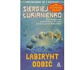 Szczegóły książki LABIRYNT ODBIĆ