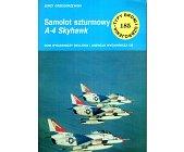 Szczegóły książki SAMOLOT SZTURMOWY A-4 SKYHAWK