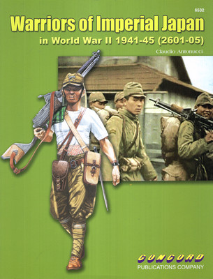 WARRIORS OF IMPERIAL JAPAN IN WORLD WAR II 1941-45