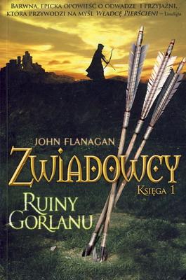 ZWIADOWCY - KSIĘGA 1 - RUINY GORLANU