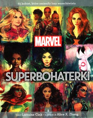 MARVEL - SUPERBOHATERKI