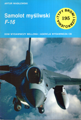 SAMOLOT MYŚLIWSKI F-16