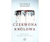 Szczegóły książki CZERWONA KRÓLOWA