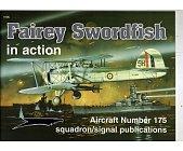 Szczegóły książki FAIREY SWORDFISH IN ACTION