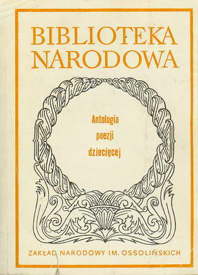 Znalezione obrazy dla zapytania Antologia Poezji Dziecięcej