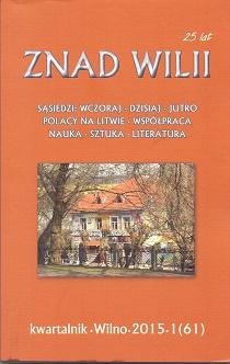 ZNAD WILII, NR61, 2015.1