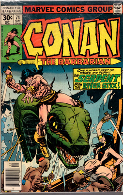 CONAN THE BARBARIAN (74)