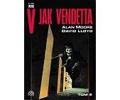 Szczegóły książki V JAK VENDETTA-TOM 2
