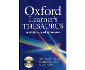 Szczegóły książki OXFORD LEARNER'S THESAURUS - A DICTIONARY OF SYNONYMS