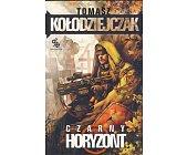 Szczegóły książki CZARNY HORYZONT