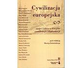 Szczegóły książki CYWILIZACJA EUROPEJSKA