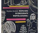 Szczegóły książki KIERUNKI SCENOGRAFII WSPÓŁCZESNEJ