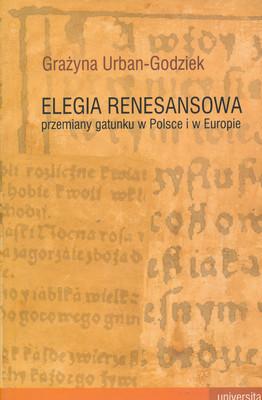ELEGIA RENESANSOWA