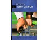 Szczegóły książki TEORIA ZAKUPÓW